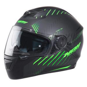 Casque nox N301 RIM vert