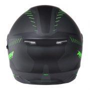Nox helmet N301 RIM green
