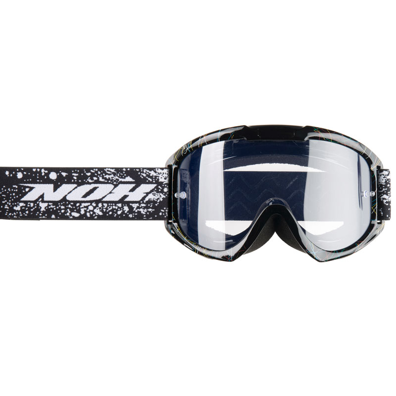 Masque cross Nox N9 multi color