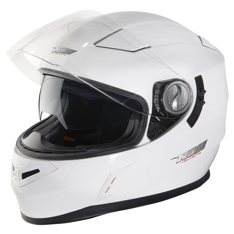 Casque NOX intégral N917 Blanc brillant
