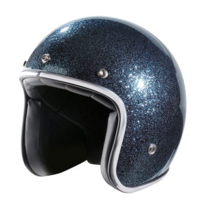 Nox N242 glitter bleu