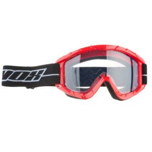 Masque cross NOX N1 rouge