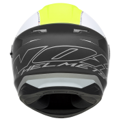N301 Cut fluo yellow arrière 1