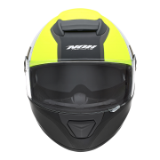 N301 Cut fluo yellow face
