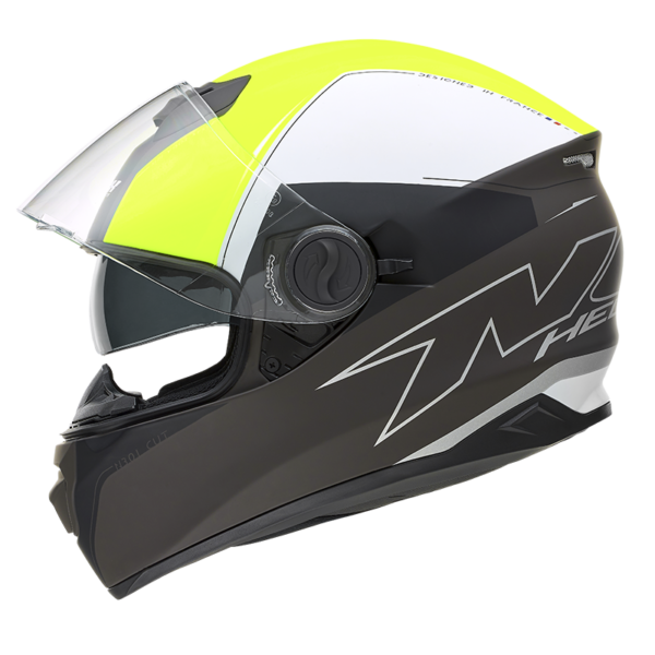 N301 Cut fluo yellow profil 1