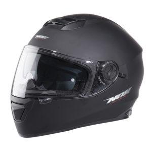 casque intégral NOX N301 noir mat