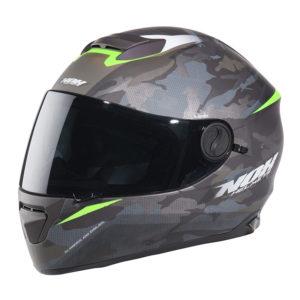Casque intégral NOX N301 riot design