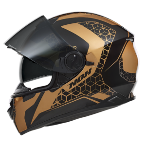 N301 Steel bronze profil