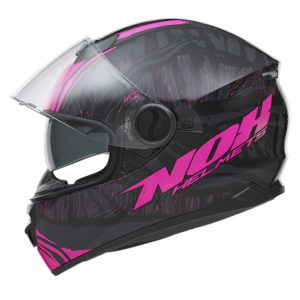 N301 Wild pink profil