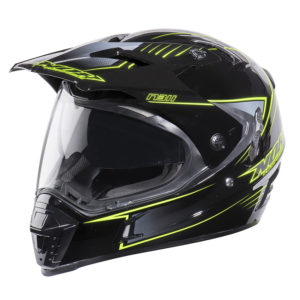 NOX N311 BOLT design fluo