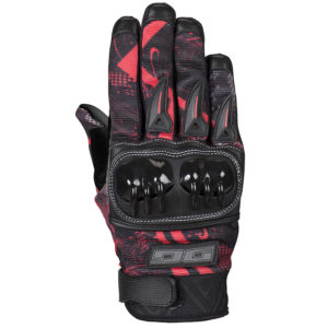 Gants Cross FORLI rouge