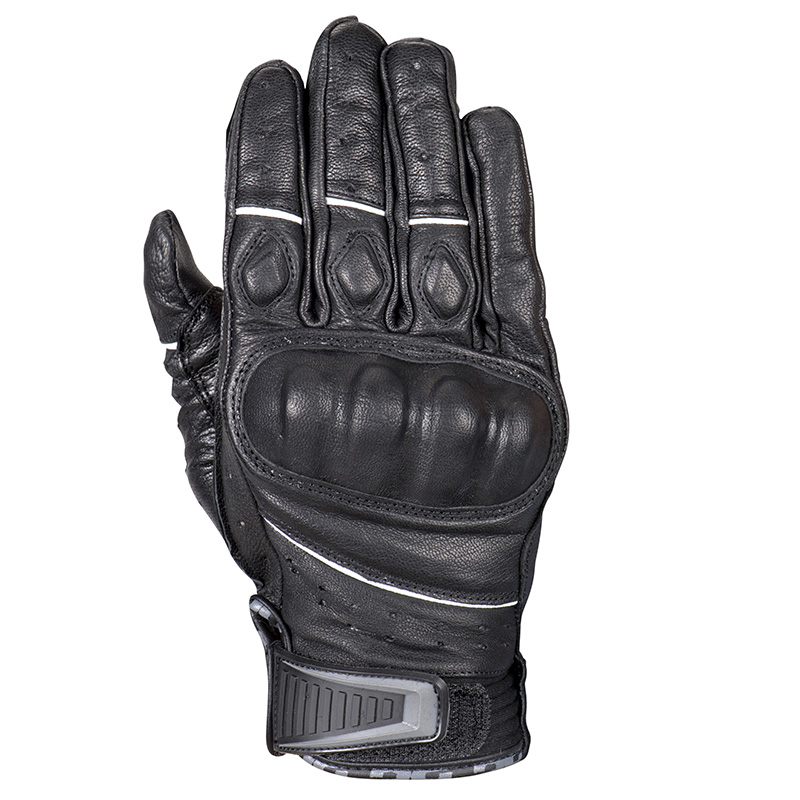 Gants moto cuir DG houston