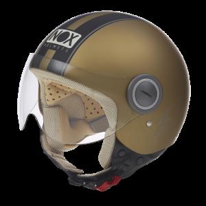 Nox N210 Jet gold black 34