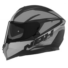 Nox motorcycle helmet n302 full-face strabus  Matt grey